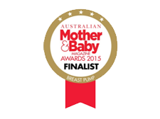 [Translate to greek:] Australia 2015: Finalist – NUK Luna Electric Breast Pump