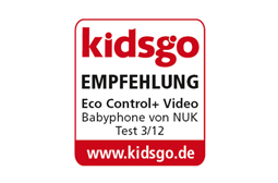 [Translate to greek:] Germany, 2012: Winner Eco Control+ Video