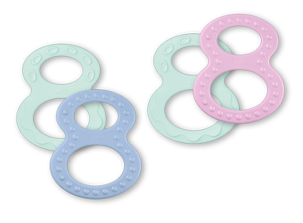 [Translate to greek:] NUK Teether-Set for babies