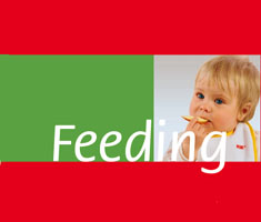 [Translate to greek:] tips about feeding your child