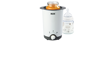 [Translate to greek:] NUK Thermo 3in1 Bottle Warmer