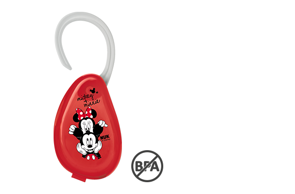 [Translate to greek:] NUK Disney Mickey Soother Box