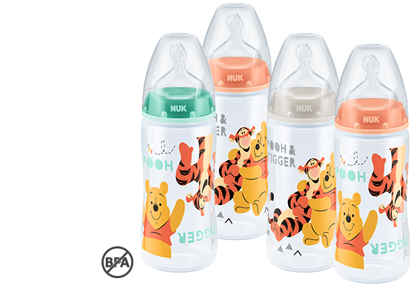 [Translate to greek:] Winnie the Pooh Baby Bottle