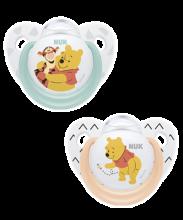 NUK Trendline Disney Winnie the Pooh Πιπίλα