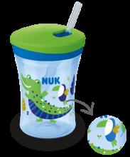 NUK Action Cup 230ml ποτηράκι που αλλάζει χρώμα