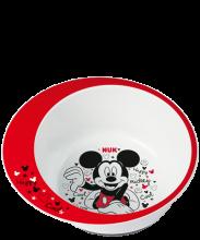 NUK Disney Mickey Μπολ εκπαίδευσης φαγητού