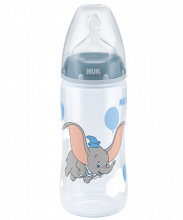 NUK Disney Classics First Choice Plus Μπιμπερό 300ml με θηλή