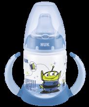 NUK Disney Pixar Toy Story First Choice Μπιμπερό εκπαίδευσης 150ml με ρύγχος σιλικόνης