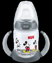 NUK First Choice Μπιμπερό εκπαίδευσης Disney Mickey 150ml με ρύγχος