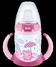 NUK Peppa Pig First Choice Μπιμπερό εκπαίδευσης με Δείκτη Ελέγχου Θερμοκρασίας