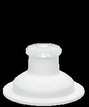 NUK καπάκι Push-Pull για τα παγουράκια Sports Cup και Junior Cup σε άσπρο χρώμα