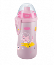 NUK Junior Cup 300ml με καπάκι Push-Pull