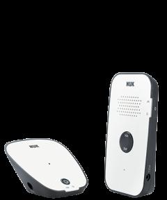 NUK Eco Control Audio 500 Digital baby Monitor