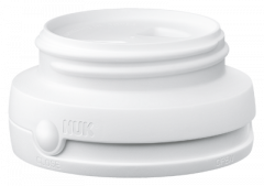 NUK First Choice Open&Close System, white
