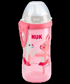 NUK Παγουράκι Kiddy Cup 300 ml με ρύγχος