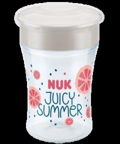 NUK Fruits Magic Cup 230ml με χείλος και καπάκι
