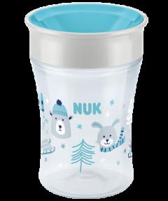 NUK Magic Cup Winter Wonderland 230ml με χείλος