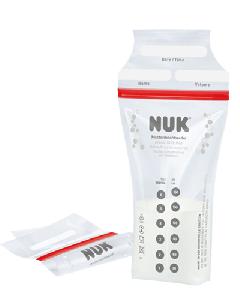 NUK Σακουλάκια αποθήκευσης μητρικού γάλακτος