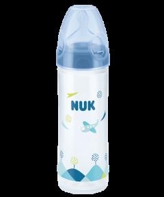 NUK New Classic Μπιμπερό 250ml με θηλή