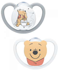 NUK Disney Winnie the Pooh Space Πιπίλα