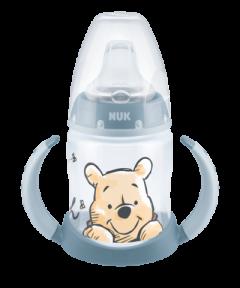 NUK First Choice Μπιμπερό εκπαίδευσης Disney Winnie the Pooh 150ml με ρύγχος