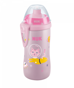 NUK Junior Cup 300ml με καπάκι Push-Pull